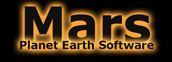 Mars by Planet Earth Software